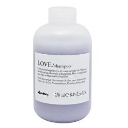 Uhlazující šampon pro nepoddajné a krepaté vlasy Essential Haircare Love (Smooth Shampoo) 250 ml