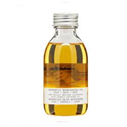 Výživný olej na vlasy, obličej a tělo Authentic (Nourishing Oil Hair, Face & Body) 140 ml