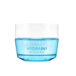 Intenzivně hydratační krémový gel pro suchou až velmi suchou pleť Hydrain3 Hialuro 50 ml