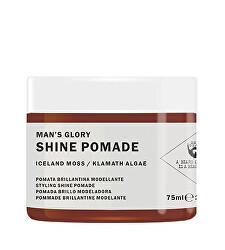 Modelační pomáda Man`s Glory (Shine Pomade) 75 ml