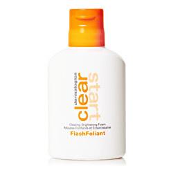 Čisticí rozjasňující pěna Clear Start Flashfoliant (Clearing Brightening Foam) 100 ml