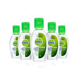 Antibakteriální gel na ruce 5 x 50 ml