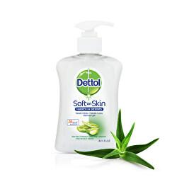 Tekuté mýdlo Aloe Vera a vitamín E 250 ml