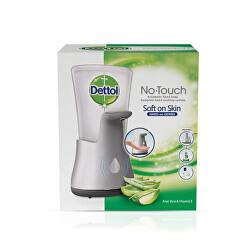 Bezdotykový dávkovač mýdla Aloe Vera a vitamín E No Touch (Automatic Hand Soap System) 250 ml