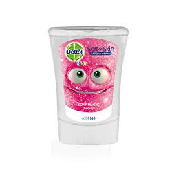 Náhradní náplň do bezdotykového dávkovače pro děti Kids Mýdlový kouzelník 250 ml