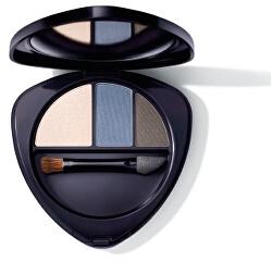 Paletka očních stínů Eyeshadow Trio 01 Sapphire 4,4 g