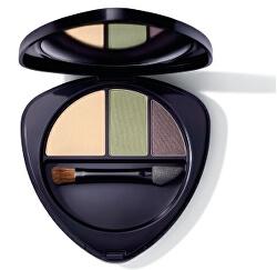 Paletka očních stínů Eyeshadow Trio 02 Jade 4,4 g