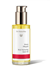 Ulei de corp de îngrijire cu extracte de trandafiri (Rose Nurturing Body Oil) 75 ml