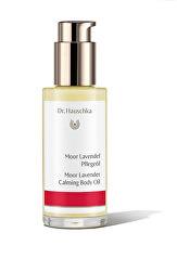 Ulei hdratant de corp Lavandă turbă(Moor Lavender Calming Body Oil) 75 ml