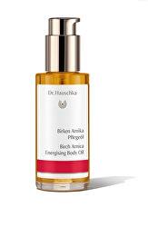 Ulei de îngrijire cu extracte de mesteacăn și arnică (Birch Arnica Energising Body Oil) 75 ml