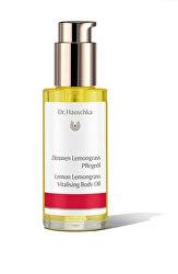 Ulei de corp revitalizant (Lemon Lemongrass Vitalising Body Oil) 75 ml