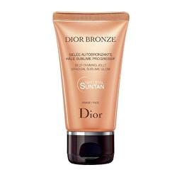 Samoopalovací gel na obličej Bronze (Self Tanning Jelly) 50 ml