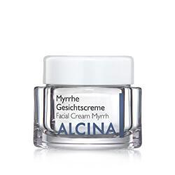 Regenerační protivráskový krém pro suchou pleť Myrrhe (Facial Cream Myrrh)