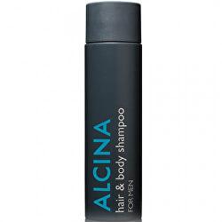 Sprchový gel pro vlasy i tělo For Men (Hair & Body Shampoo)