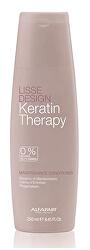 Vyživující kondicionér Lisse Design Keratin Therapy (Maintenance Conditioner)