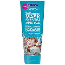 Antistresová pleťová maska s minerálmi z Mŕtveho mora (Facial Anti-Stress Mask Dead Sea Minerals)