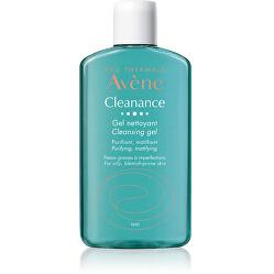 Čisticí gel pro problematickou a aknózní pleť Cleanance (Cleansing Gel)
