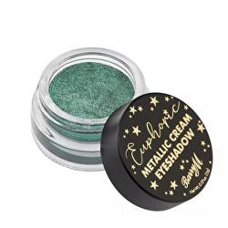 Krémové oční stíny Euphoric (Metallic Cream Eyeshadow) 5 g