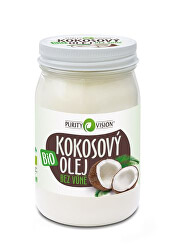 BIO Kokosový olej bez vůně