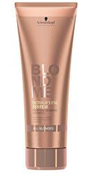 Detoxikační šampon pro všechny typy blond vlasů Blondme (Purifying Bonding Shampoo)