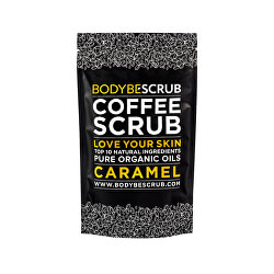 Kávový peeling Karamel (Coffee Scrub)
