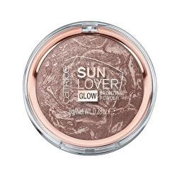 Bronzující pudr Sun Lover Glow (Bronzing Powder) 8 g