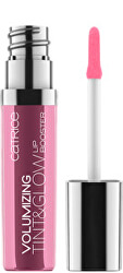 Luciu de buze Volumizing (Tint & Glow Lip Booster) 5 ml