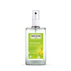 Citrusový deodorant 24H