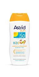 Dětské mléko na opalování OF 50 Sun