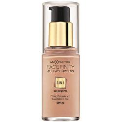 Dlouhotrvající make-up Facefinity 3 v 1 (All Day Flawless) 30 ml