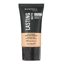 Dlhotrvajúci make-up Lasting Matte (Full Coverage Mattifying Foundation) 30 ml