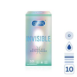 Kondomy Invisible Close Fit