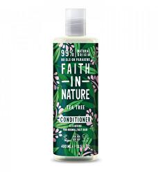 Čistiace prírodné kondicionér pre normálne a mastné vlasy Tea Tree ( Clean sing Conditioner)