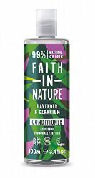 Vyživujúci prírodné kondicionér pre normálne a suché vlasy Levandule ( Nourish ing Conditioner)