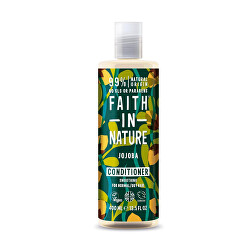 Uhladzujúci prírodný kondicionér s jojobovým olejom pre normálne a suché vlasy ( Smooth ing Conditioner)