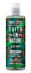 Omladzujúci prírodné šampón pre normálne a suché vlasy Aloe vera ( Rejuven ating Shampoo)