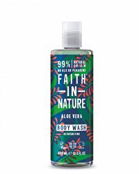 Omladzujúci prírodný sprchový gél Aloe vera ( Body Wash)