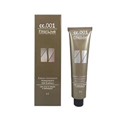 Permanentní barva na vlasy Naturali Crema Colorante 120 ml
