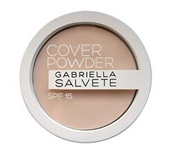 Cover Powder 15-ös fényvédő faktorú kompakt púder