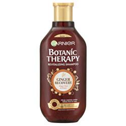Șampon revitalizant cu ghimbir și miere pentru părul fin și lipsit de vitalitate Botanic Therapy (Revitalizing Shampoo)