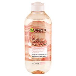 Micelárna voda s ružovou vodou Skin Naturals (Micellar Cleansing Rose Water)