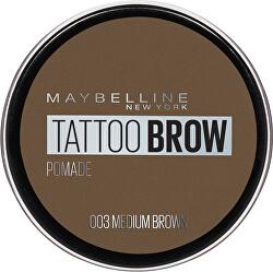 Gelová pomáda na obočí Tattoo Brow (Pomade) 4 g