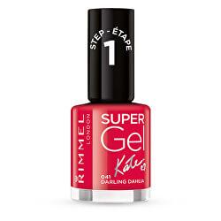 Gélový lak na nechty Super Gel (Nail Polish) 12 ml