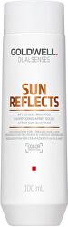 Šampon pro sluncem namáhané vlasy Dualsenses Sun Reflects (After Sun Shampoo)