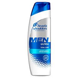 Hydratační šampon proti lupům Men Ultra Total Care (Anti-Dandruff Shampoo)