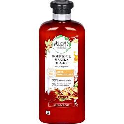 Omlazující šampon Burbon & Manuka Honey (Shampoo)
