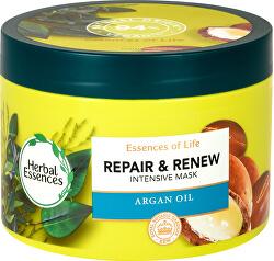 Regenerační maska pro suché a poškozené vlasy Argan Oil (Intensive Mask)