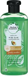 Zklidňující šampon Pure Aloe & Avocado (Hair & Scalp Shampoo)