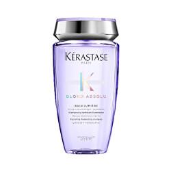 Hydratační a rozjasňující šampon pro zesvětlené a melírované vlasy Blond Absolu Bain Lumiére (Hydrating Illuminating Shampoo)