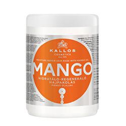 Hydratační maska s mangovým olejem (Mango Mask)